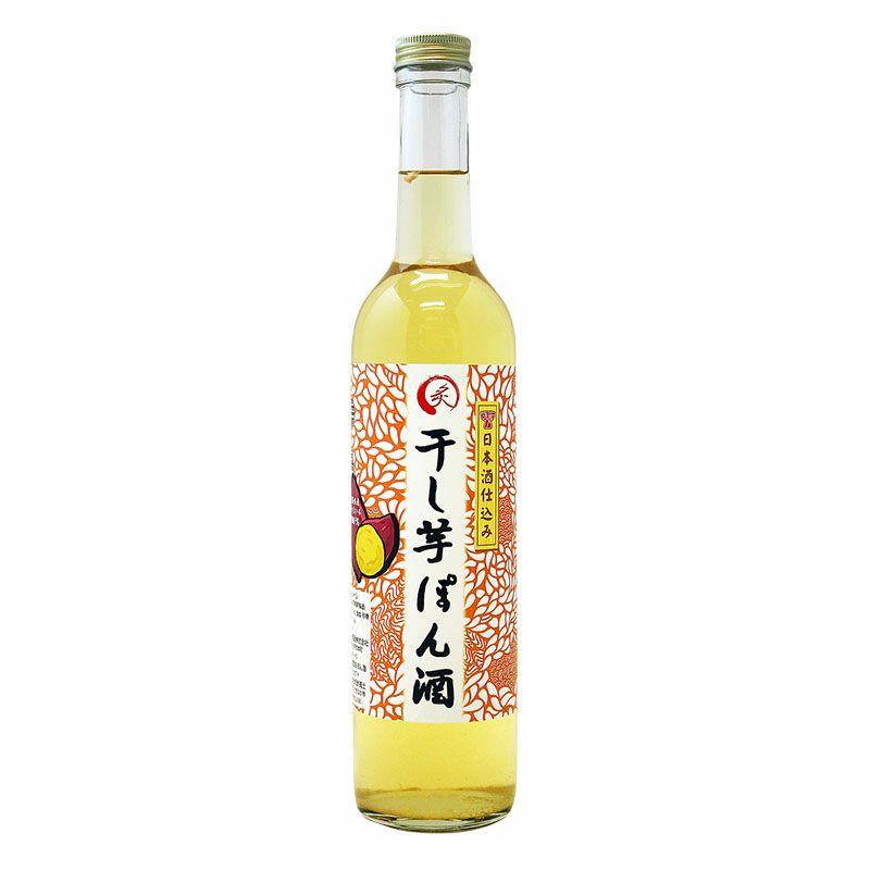 日本酒仕込 炙干し芋ぽん酒