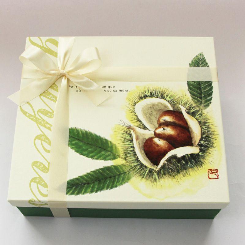 笠間グリュイエールの栗菓子ギフト