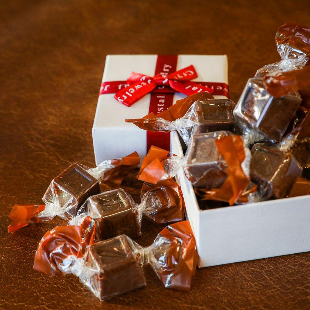 納豆菌ミルクチョコレート5個セット